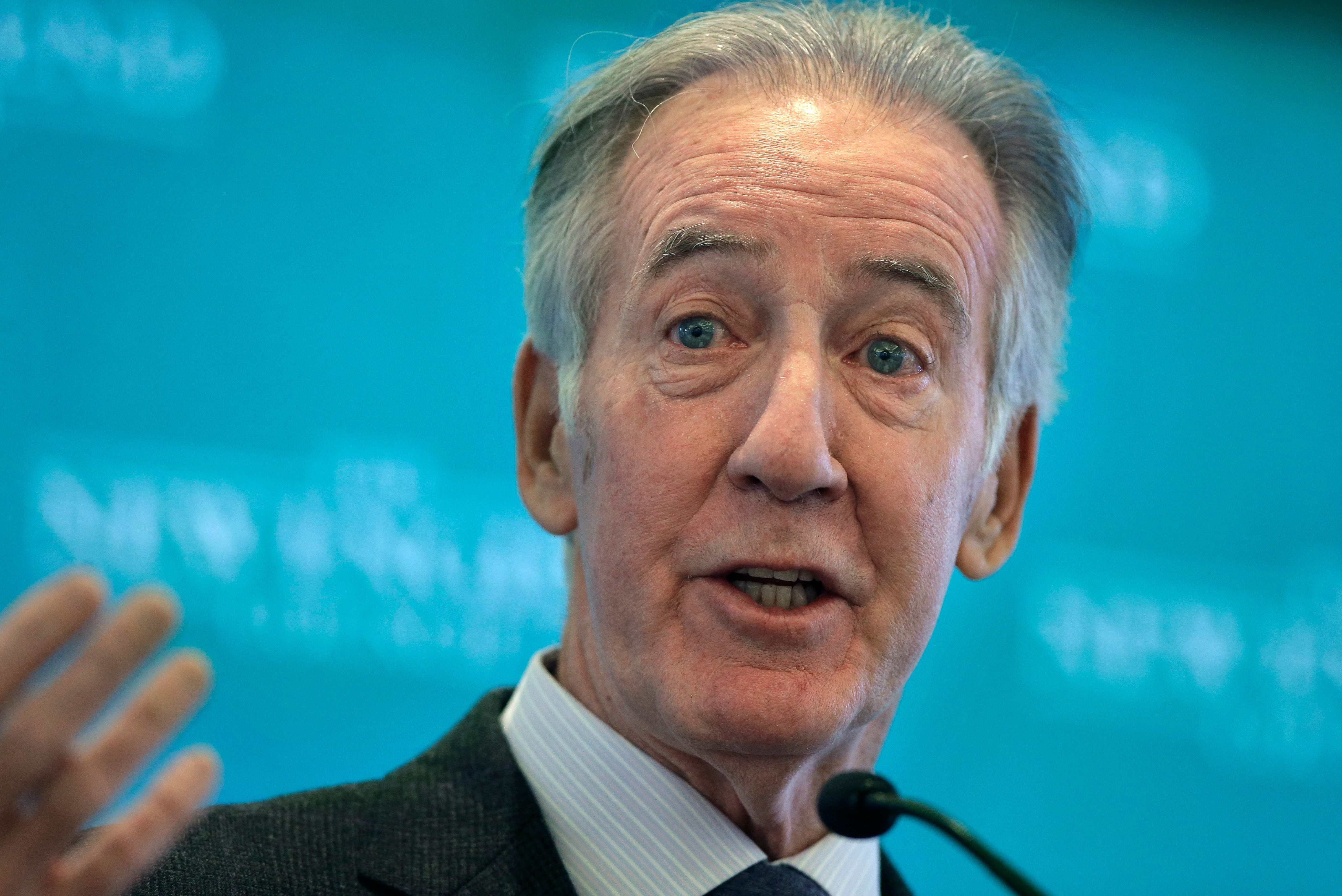 "Rep. Richard Neal, the incoming chairman of the House Ways and Means Committee, has indicated he wants to ""lay out a case"" fi"