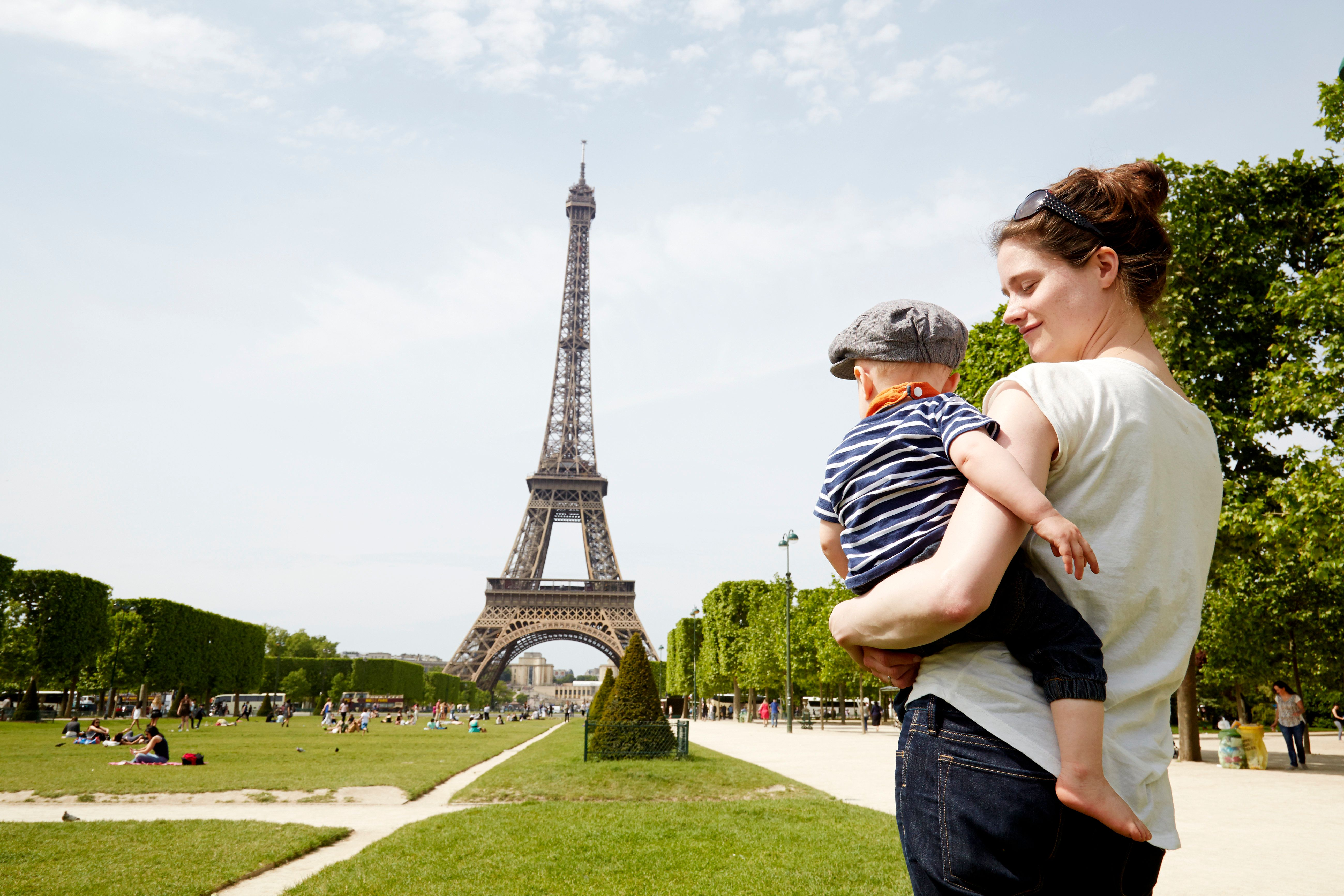 From Coralie to Timothée, these baby names of French origin are perfect for Francophiles.