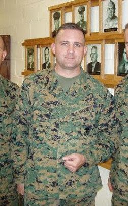 Paul Whelan was discharged from the U.S. Marine Corps in 2008 following a special court-martial. He previously identified him