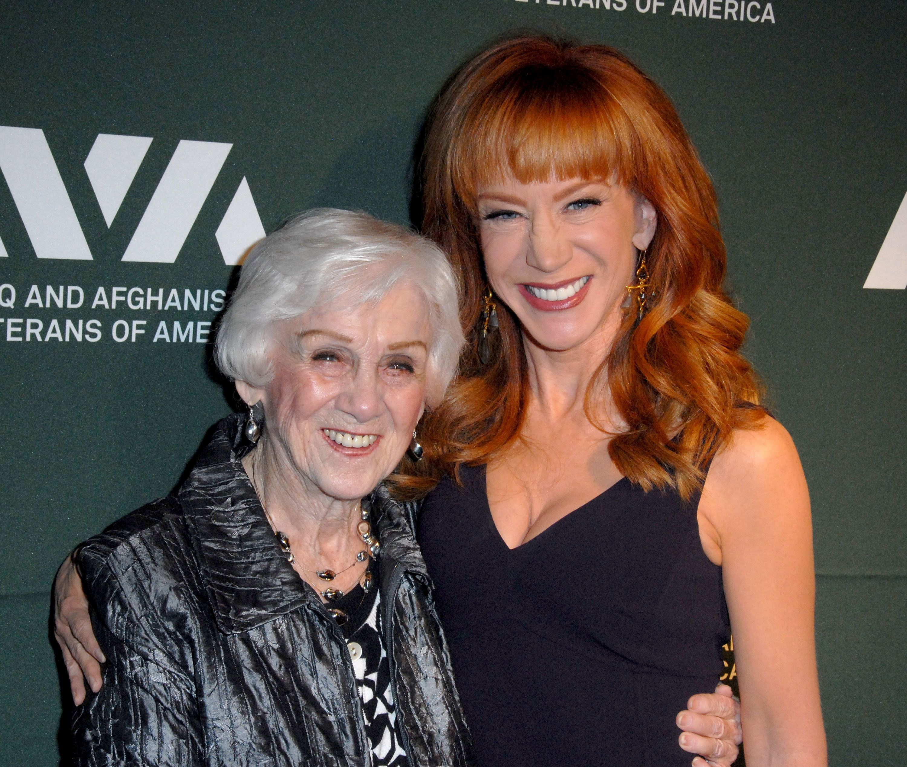 Kathy Griffin Shares Heartbreaking Update About Mom Maggie's Health
