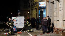 Döbeln: Explosion vor AfD-Büro in Sachsen – drei Tatverdächtige