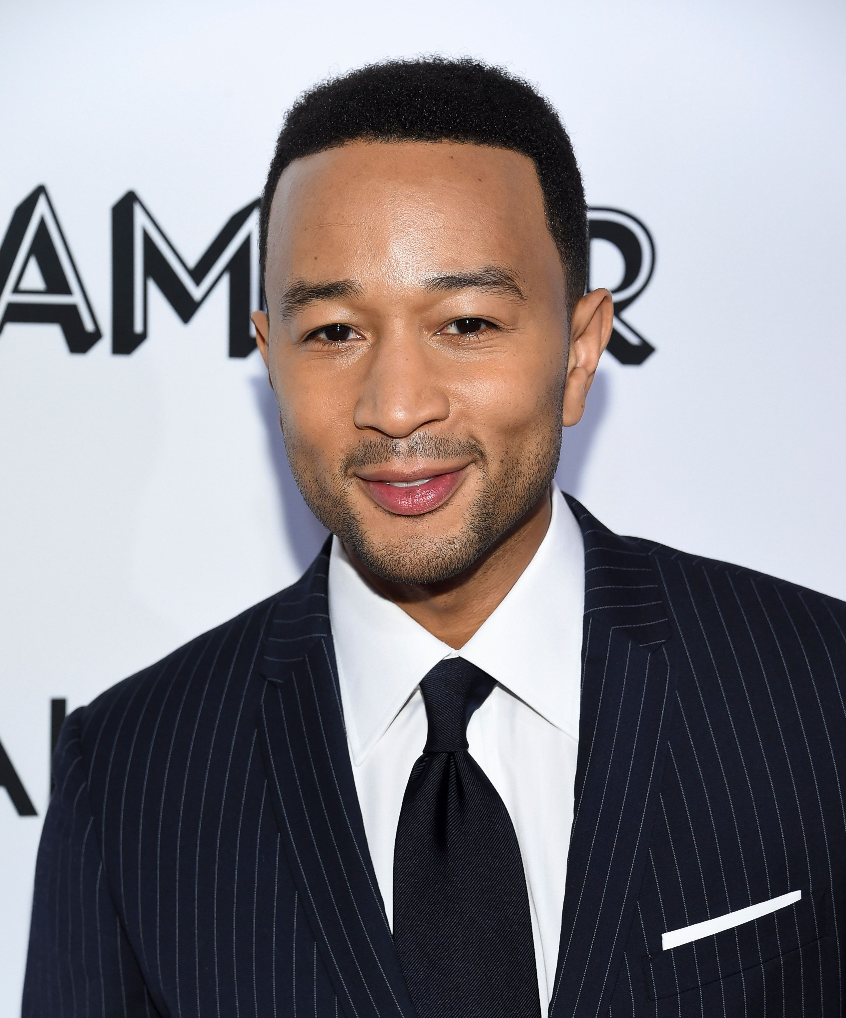 Musician John Legend attends the Glamour Women of the Year Awards at Spring Studios on Monday, Nov. 12, 2018, in New York. (Photo by Evan Agostini/Invision/AP)