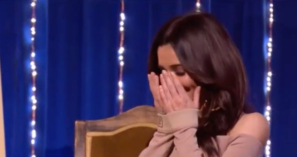 Cheryl Left Cringing As Victoria Beckham Replies To 'Send To All'