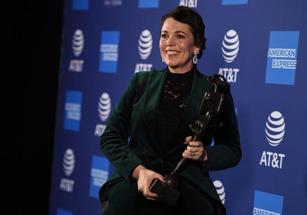 Ολίβια Κόλμαν: Τιμητικό βραβείο στο Φεστιβάλ Κινηματογράφου Palm
