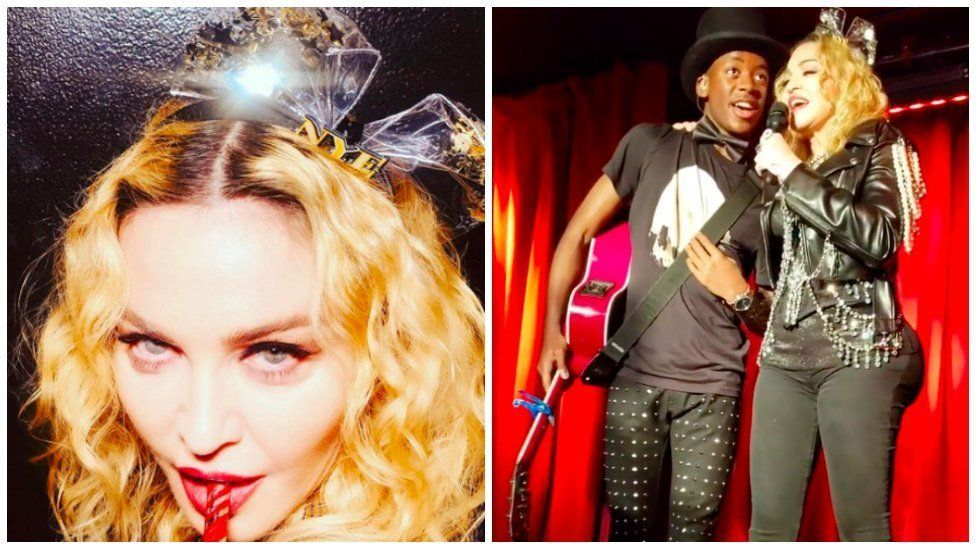 H Madonna απαντά στα βιτριολικά σχόλια για τα οπίσθιά της όπως αρμόζει στη βασίλισσα της Pop