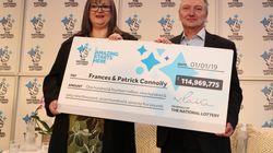 Winners Of £114.9m EuroMillions Jackpot