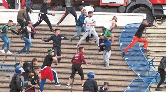 Violences dans les stades: 80 cas enregistrés durant la phase aller de la saison