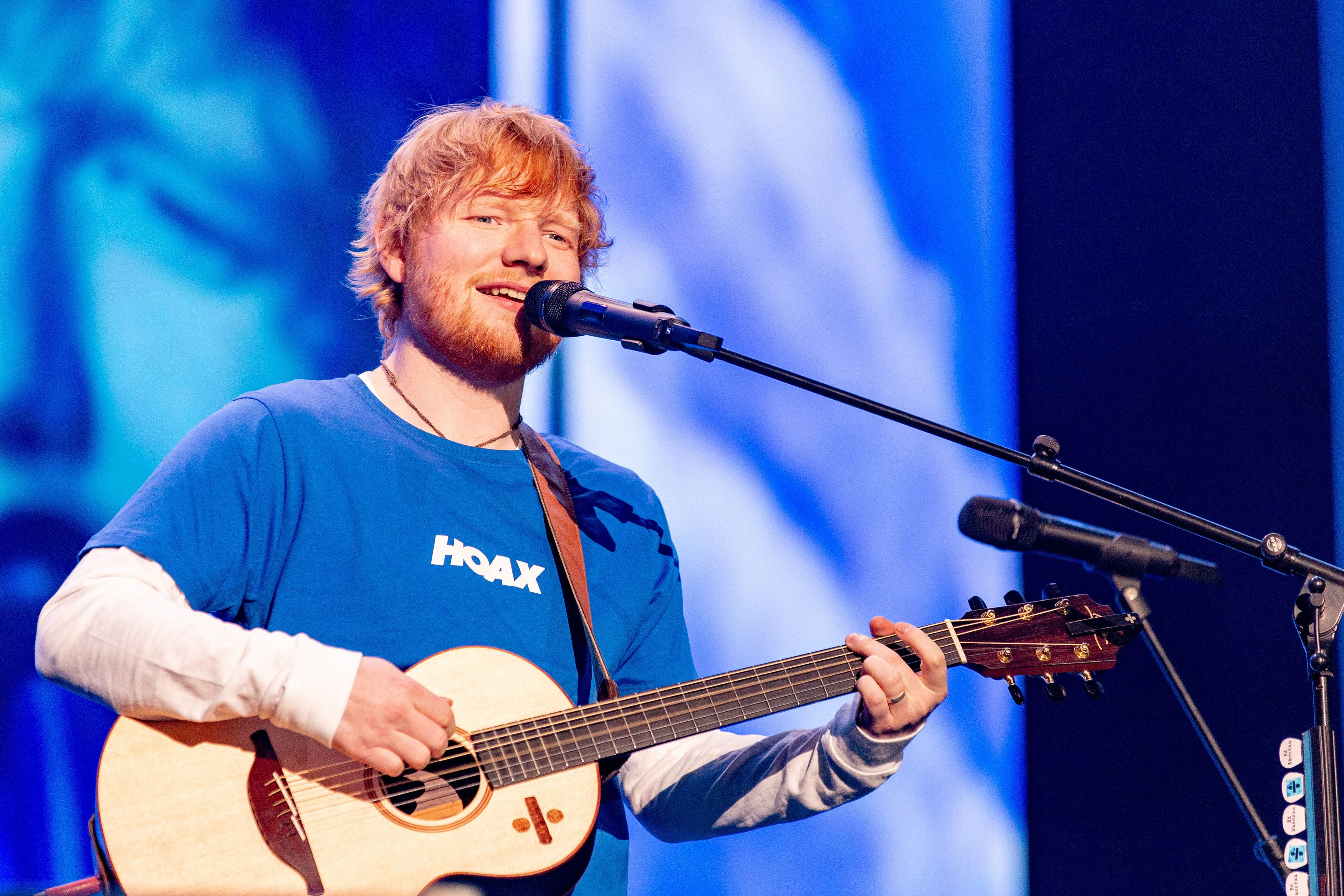 A Jury In The States Is Going To Decide Whether Ed Sheeran Plagiarised Marvin