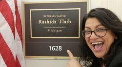 Aux Etats-Unis, Rashida Tlaib est officiellement devenue la première élue d'origine