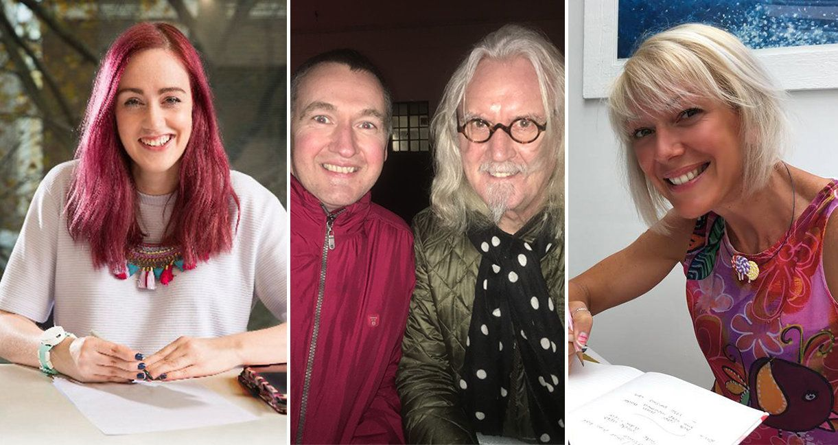 'He's Helping To Smash Stereotypes': 7 People With Parkinson's On What Billy Connolly Means To