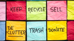 Planning A January De-Clutter? Ways To Get Rid Of Stuff And Give