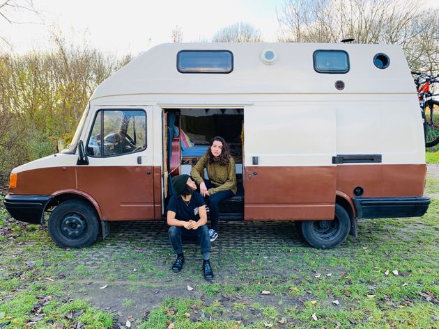 Meet The Couple Who Quit City Life For VanLife – Without The Instagram