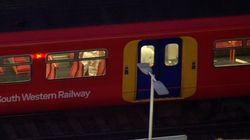 Surrey Train Stabbing: Suspect Arrested By