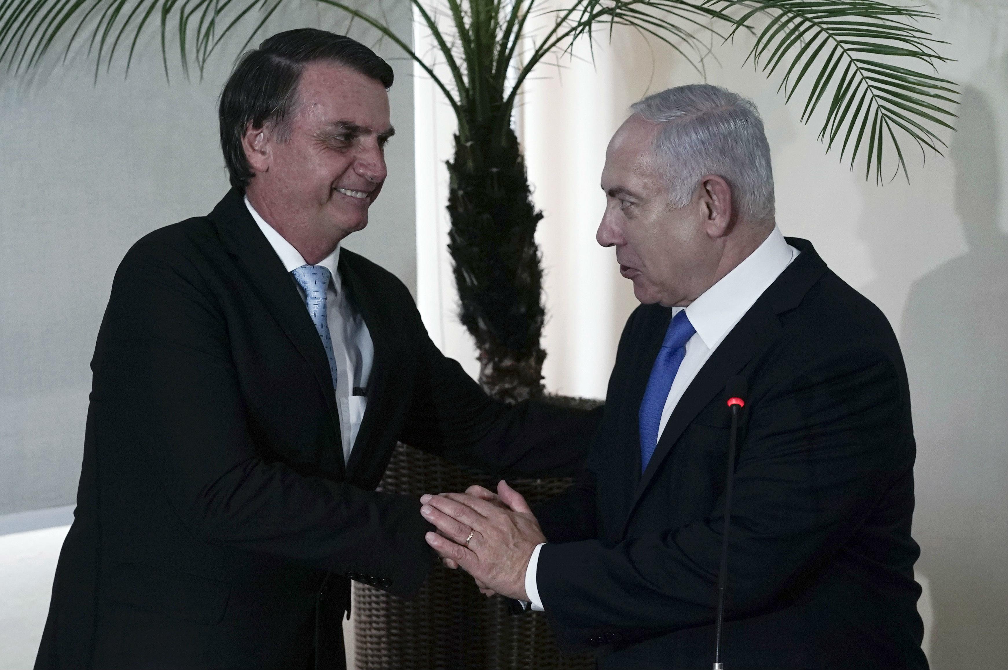 Le Brésil confirme officiellement le transfert à Jérusalem de son ambassade en