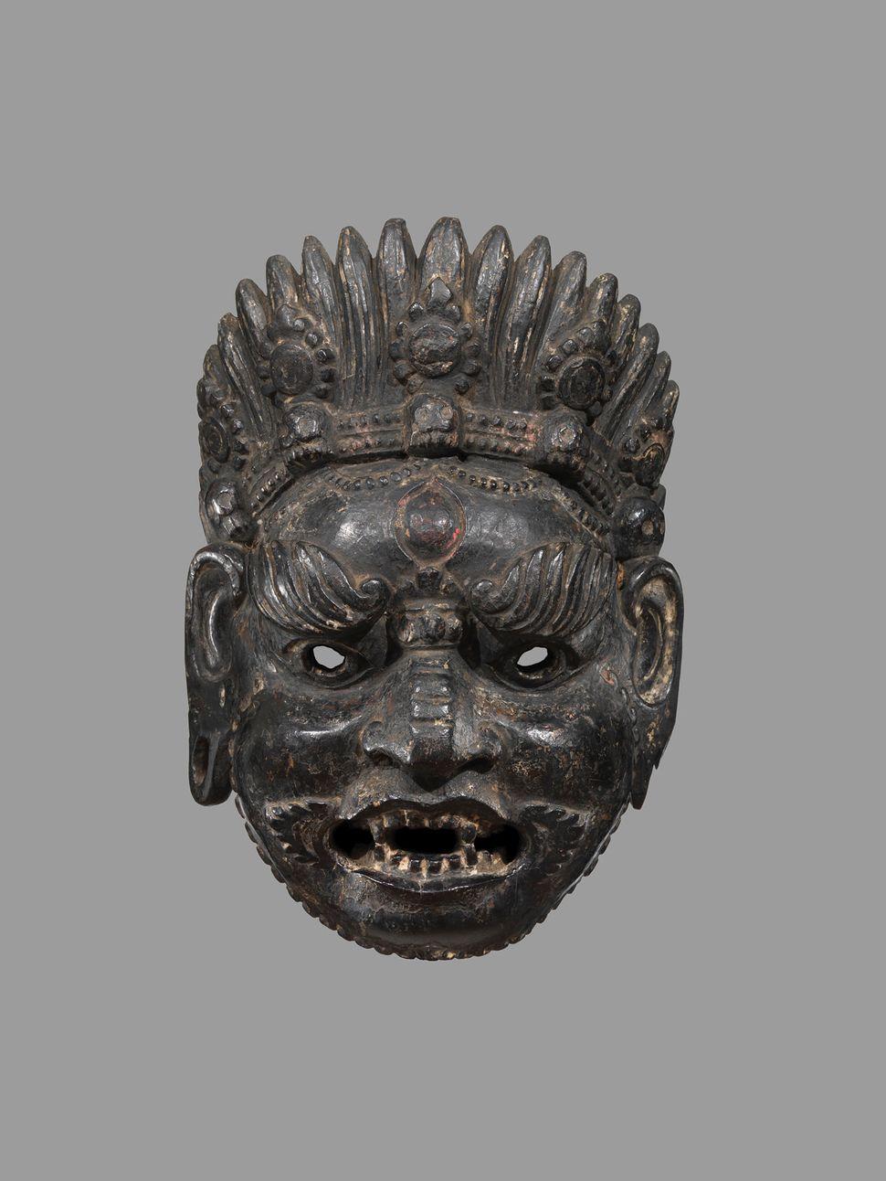 Bhairava, Bruce Miller Collection