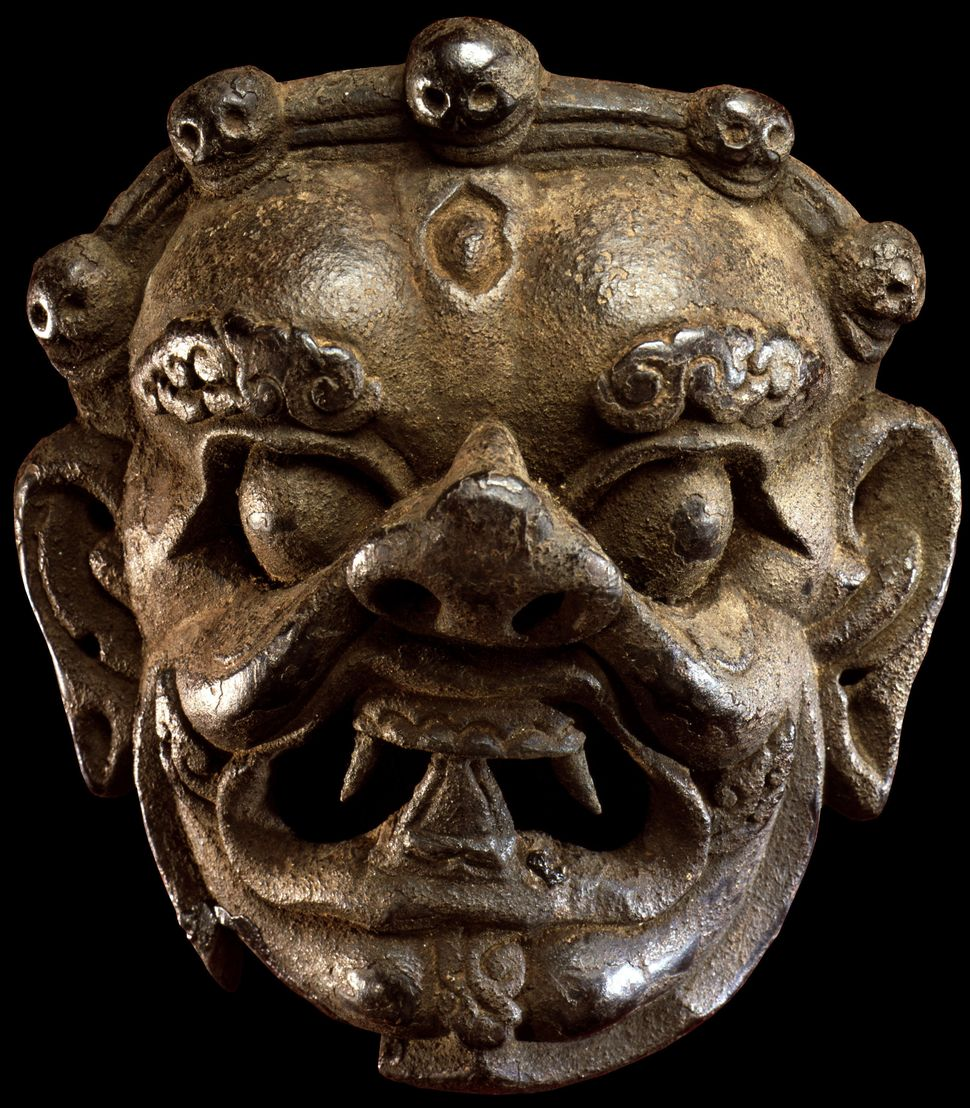 Gonpo Mask, Rubin Collection