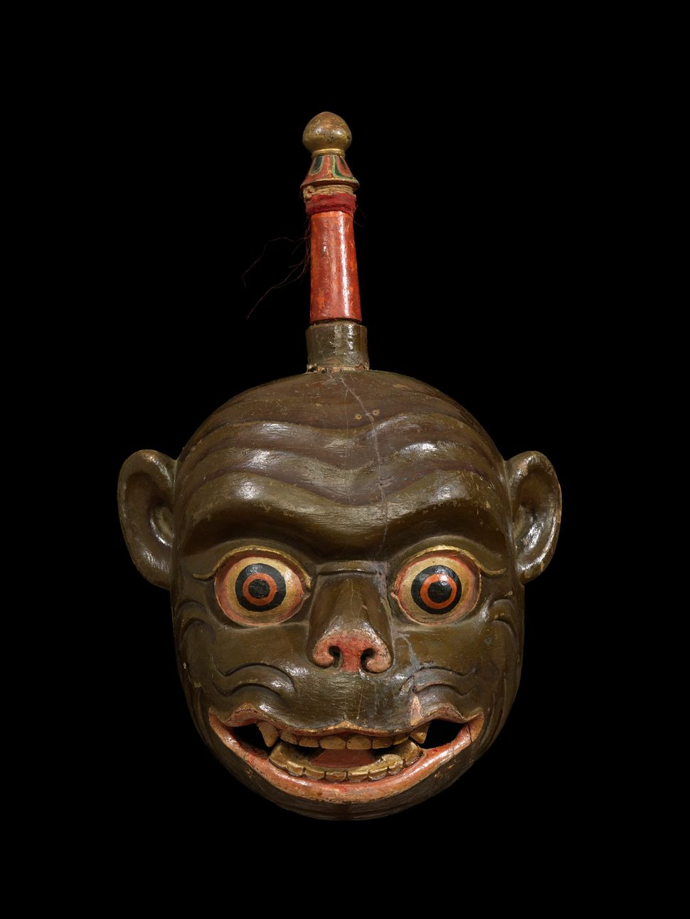 Monkey Hanuman (Bhutan), Bruce Miller Collection