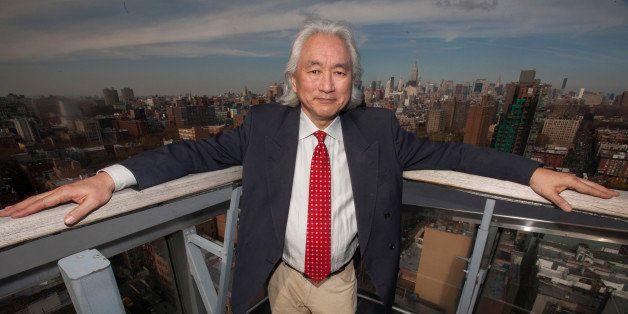 Prof. Michio Kaku.