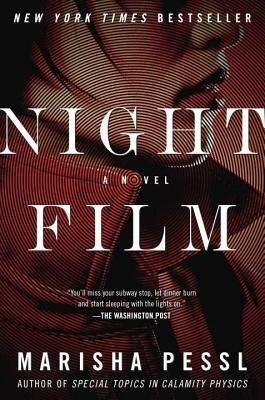 """Night Film"" was another one of those books people were talking about before it was even released. Author Marisha Pessl's car"