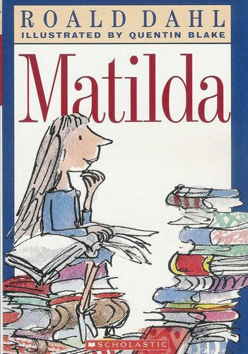 Another of Roald Dahl's creations, this is a story of a child with extraordinary powers, with not so very nice parents.   Mat