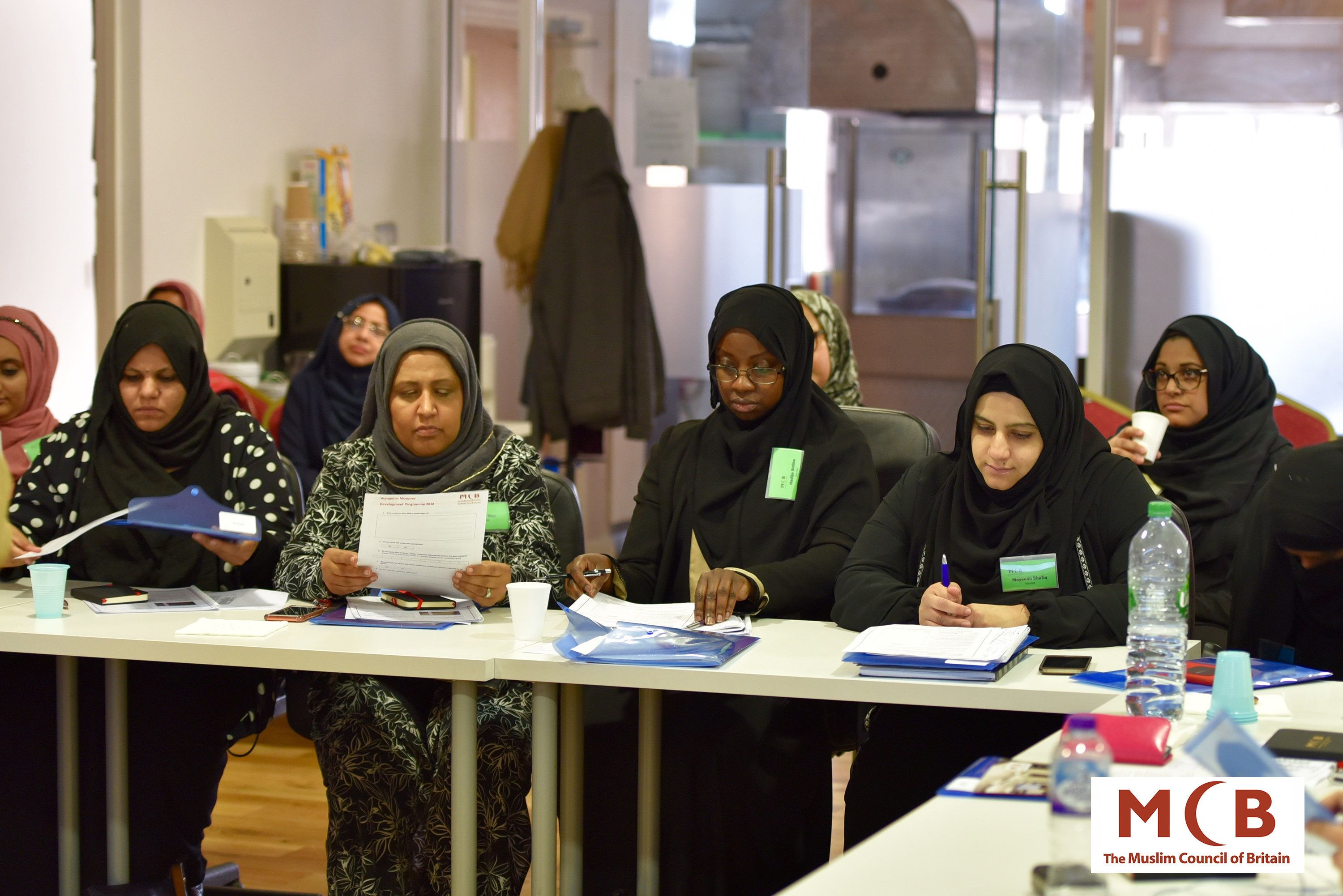 Meet The Trailblazing Women Training To Be The UK's First Female Mosque