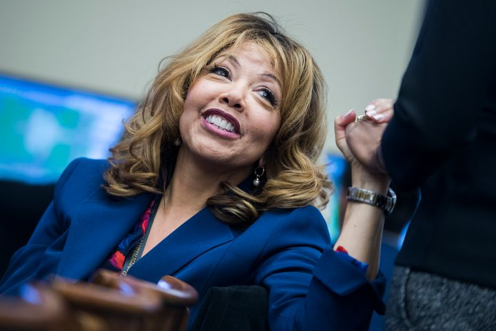 Mothers of the Movement's Lucy McBath entered Congress with a promise to make government accountable.