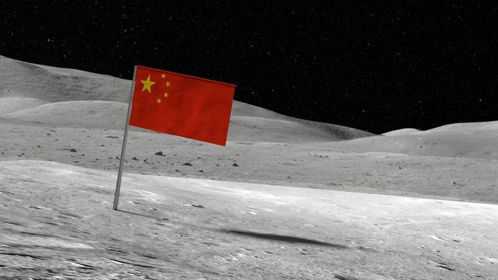 "What will China discover on the far side of the moon? <a rel=""nofollow"" href=""https://www.shutterstock.com/image-illustratio"