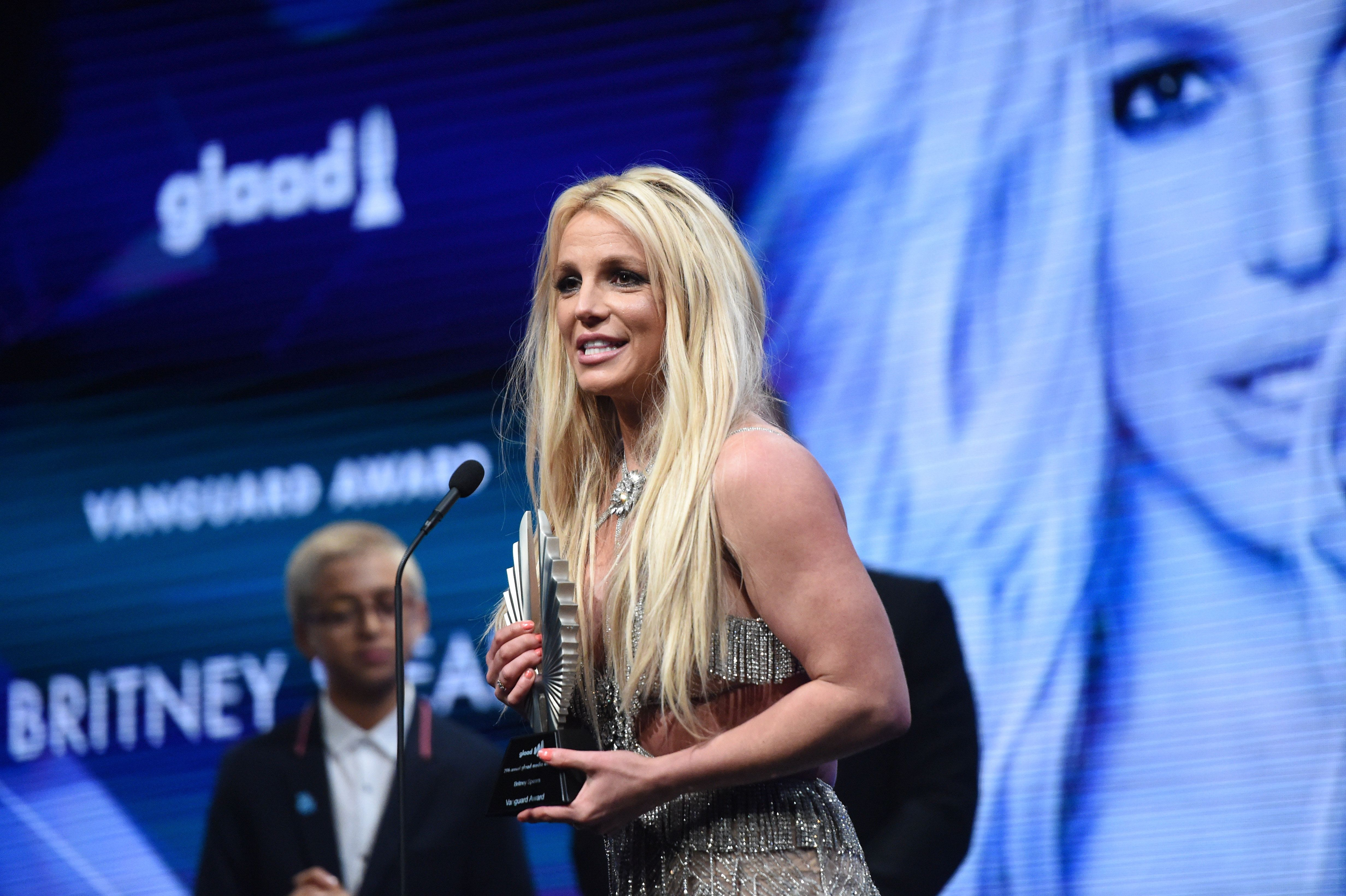 Britney Spears Takes 'Indefinite Work Hiatus' After Father's Hospitalization