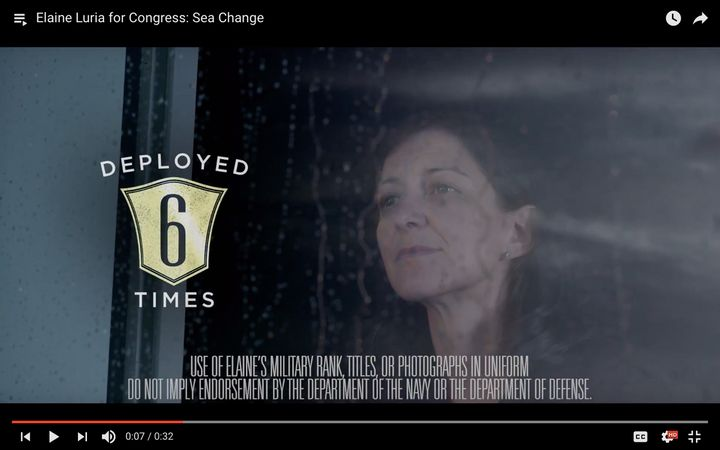 "&lsquo;Elaine Luria for Congress: Sea Change.&rsquo; The Democrat <a href=""https://twitter.com/ElaineLuriaVA"" target=""_blank"""