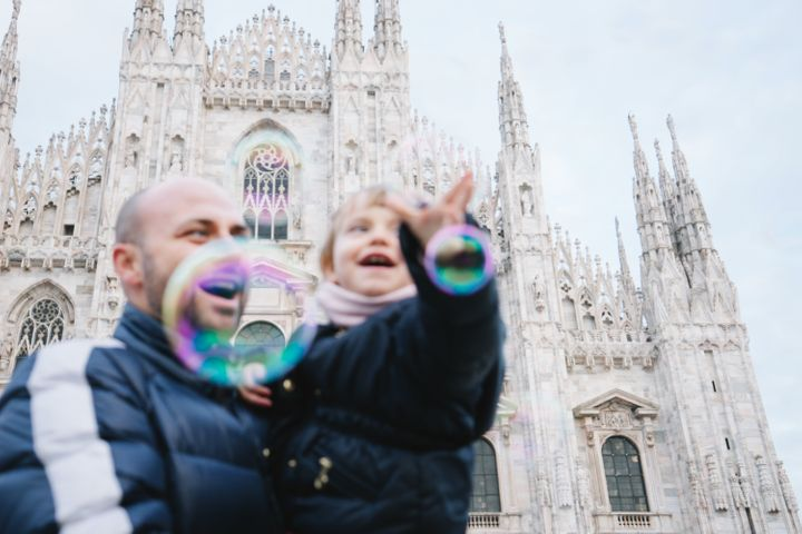 From Matteo to Chiara, these baby names of Italian origin are perfect for Italophiles.