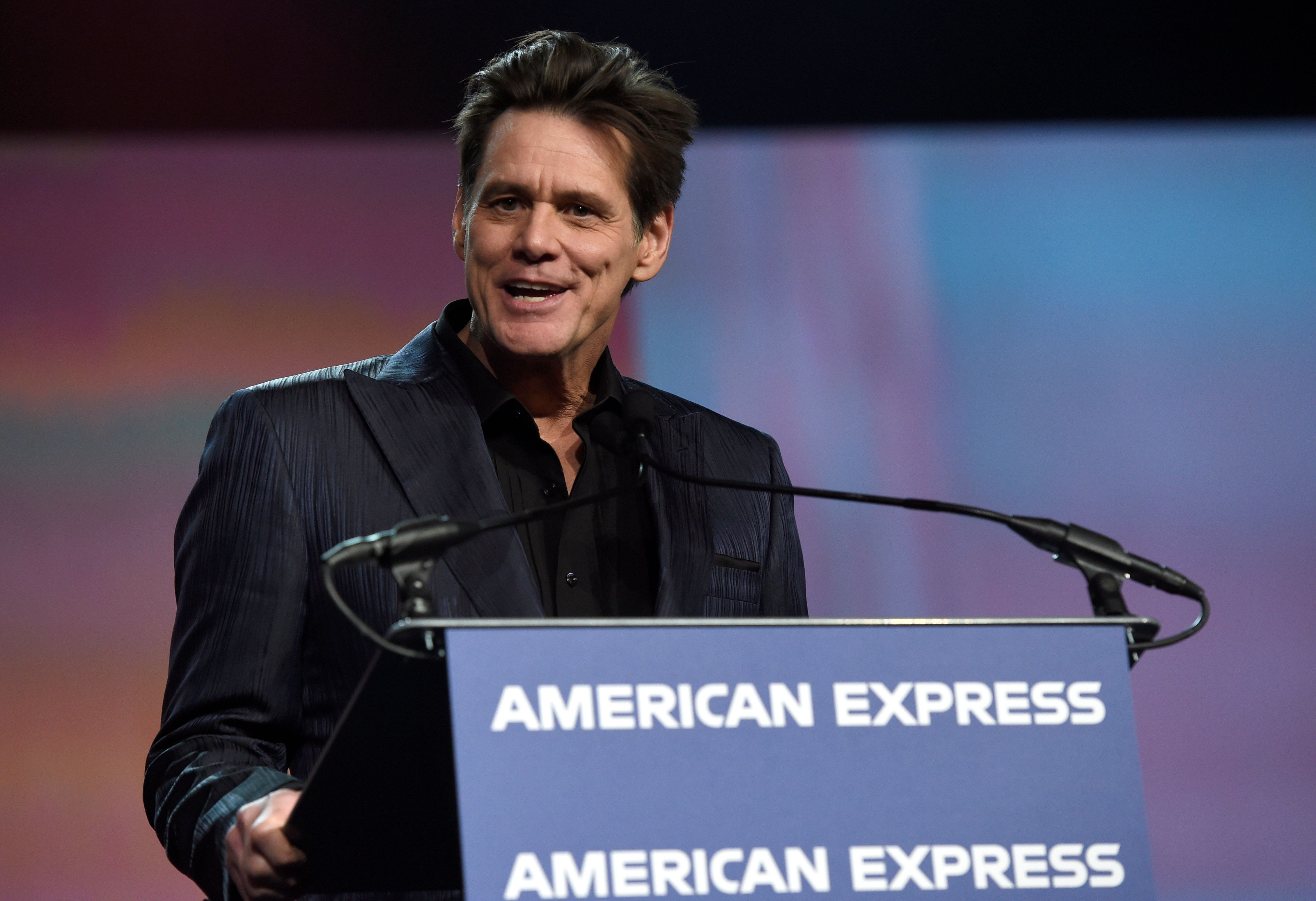 Jim Carrey Shares Cartoon Theory Of Devolution About Trump Supporters