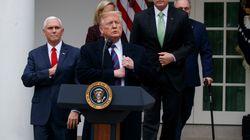 Donald Trump droht eigenem Land – und gibt sein letztes bisschen Stärke