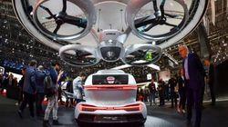 Les voitures volantes, fantasme éternel ou réalité à portée de main