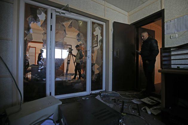 La FIJ condamne l'attaque criminelle contre la télévision