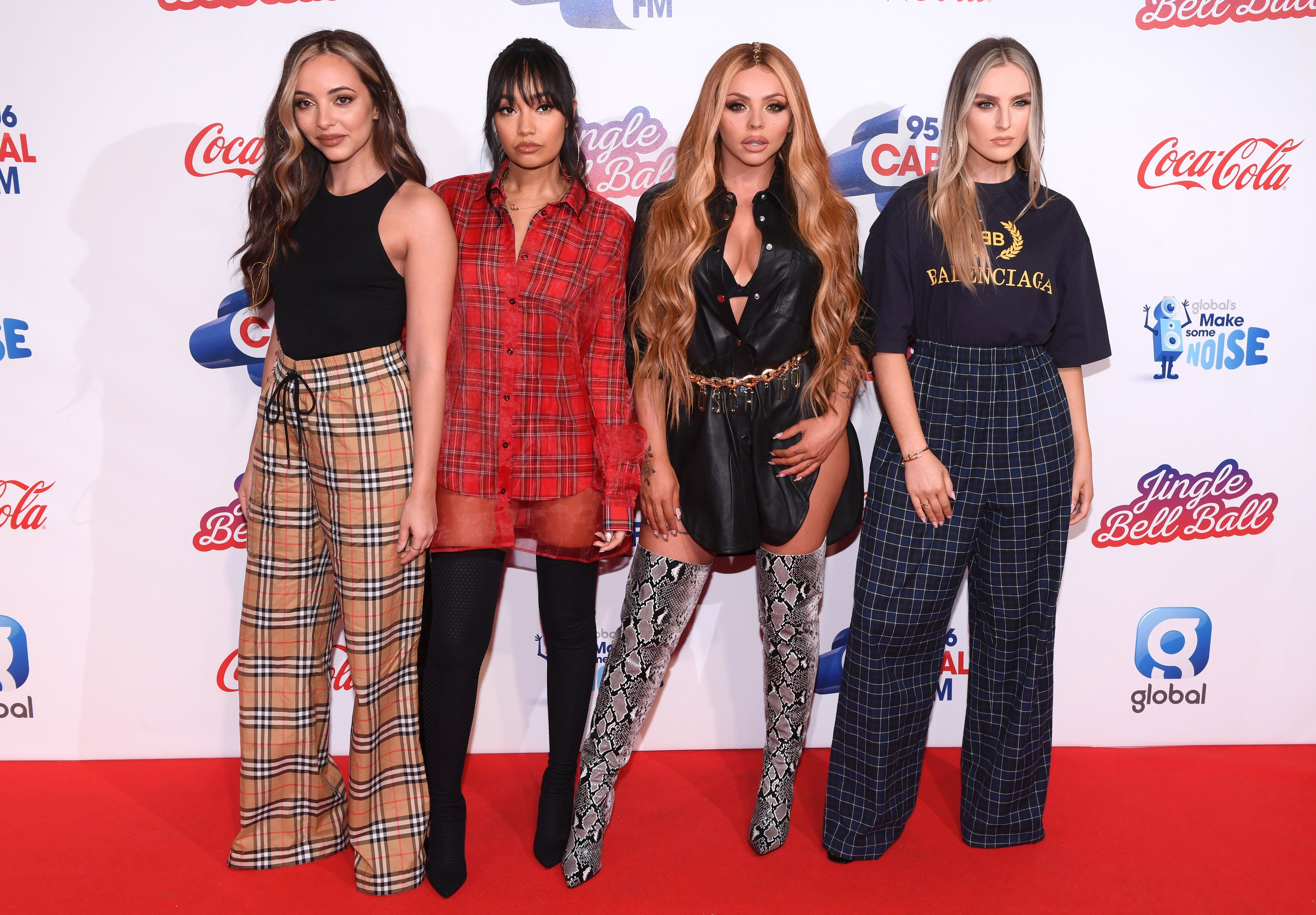 Little Mix Clarify Simon Cowell's Comments About Their Reason For Leaving
