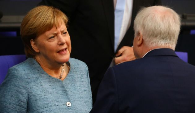 Angela Merkel drückt aufs Tempo.