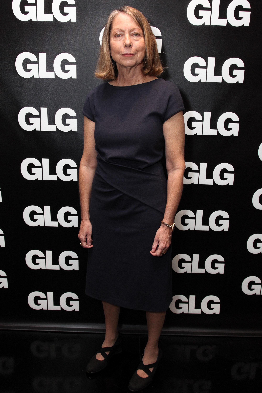 Former New York Times executive editor Jill Abramson.