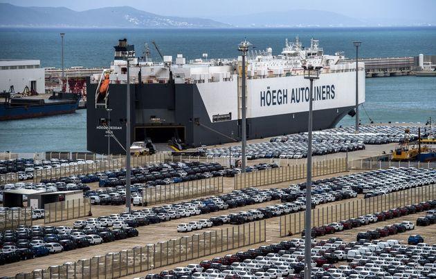 Plus de 13 tonnes de résine de cannabis saisies au port de Tanger
