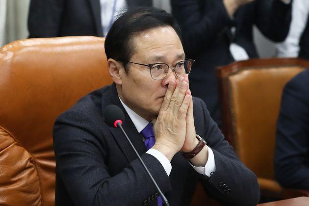 홍영표가 신재민 비난한 손혜원에게