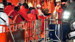 Espagne: 186 migrants en provenance du Maroc secourus samedi 5
