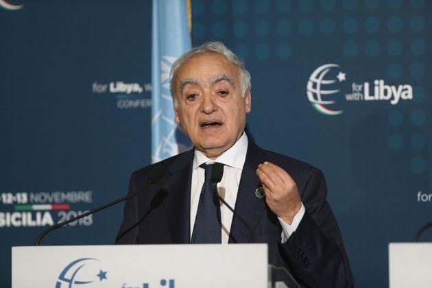Ghassan Salamé en visite en Algérie les 7 et 8