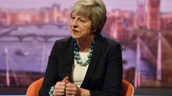 Theresa May Defends Universal Credit Overhaul After Vote