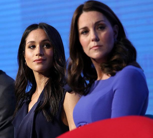 Die Royals: Werden sich Kate und Meghan wirklich noch verfeinden?