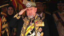 Le roi de la Malaisie a abdiqué ce dimanche 6