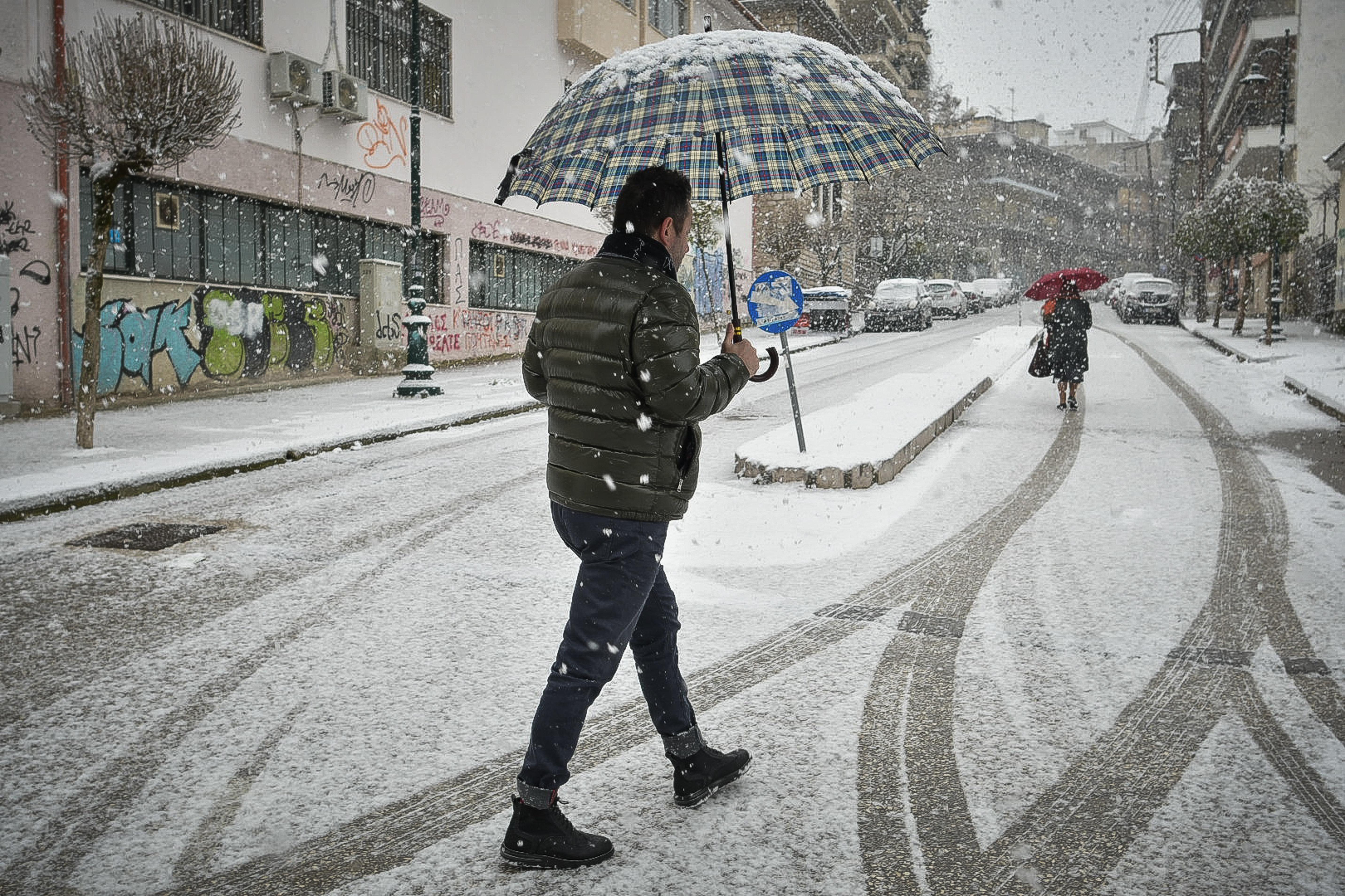 ΕΜΥ: Νέα επιδείνωση του καιρού με θερμοκρασίες υπό του μηδενός από τη
