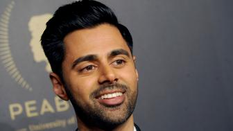 Photo by: zz/Dennis Van Tine/STAR MAX/IPx 2018 5/19/18 Hasan Minhaj at the 77th Annual Peabody Awards Ceremony held at Cipriani Wall Street in New York City. (NYC)