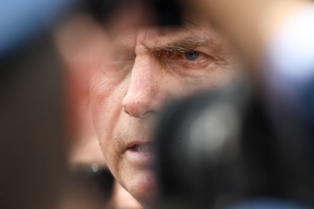 Trump als Vorbild, selbst aber weit rechter als der US-Präsident: Jair Bolsonaro.