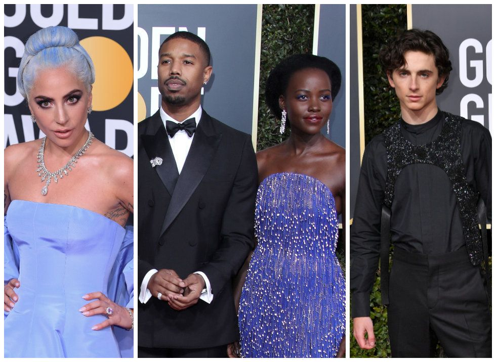 See All The Best Photos From The 2019 Golden Globes Red