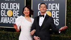 Sandra Oh And Andy Samberg Kill Hollywood With Kindness In Golden Globes