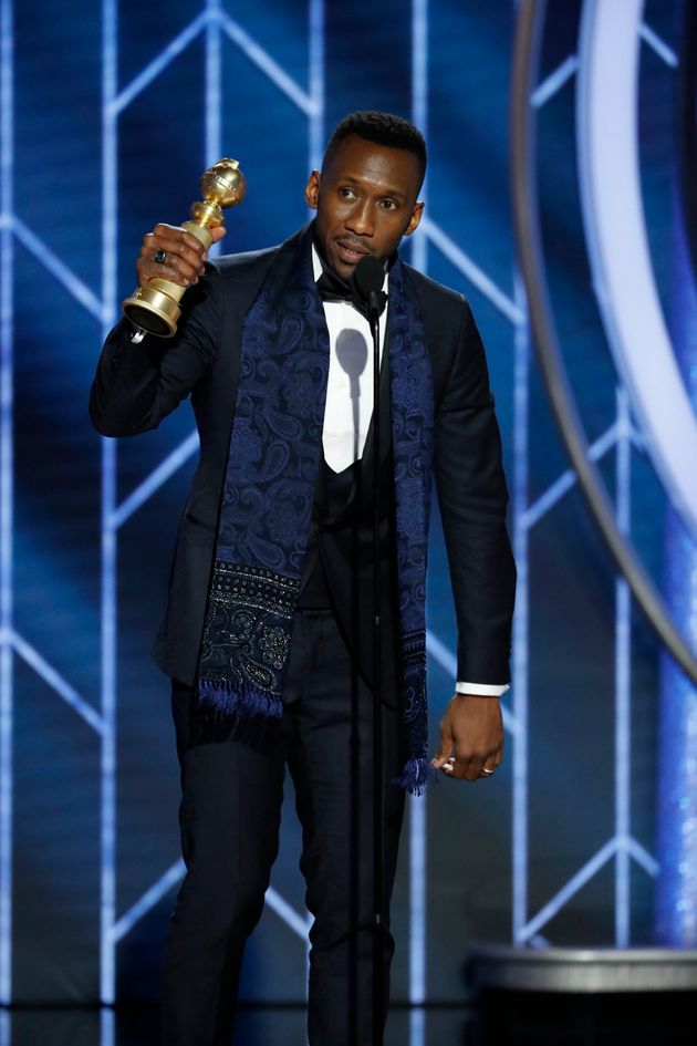 Mahershala Ali wins Best Supporting